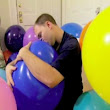 Here Is a Man Who Has Romantic Relationships with Balloons