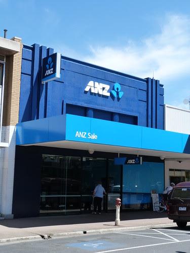 ANZ Bank, Sale