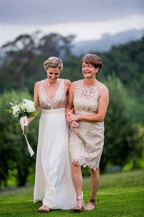 Rustic Wedding Bride Dress Mother of the Barn Wedding