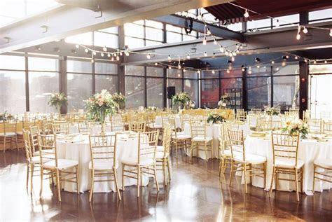 Romantic Chic Nashville Wedding at The Bridge Building