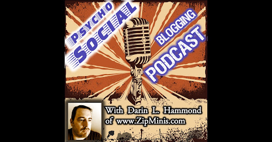 PsychoSocial Blogging by Darin L. Hammond on iTunes