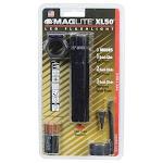 Mag-lite Xl50 Led 3-cell Aaa Flashlight - Aaa - Aluminum - Black (xl50-s301c) (xl50s301c)