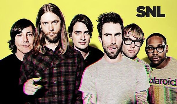 Saturday Night Live (November 2012), Maroon 5