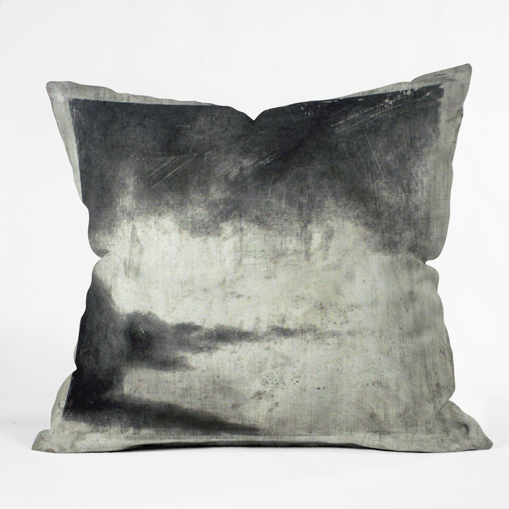 Conor O'Donnell E1 Throw Pillow