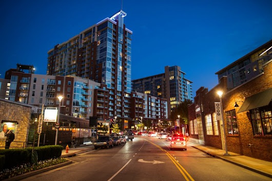 City Living Comes to Downtown Nashville