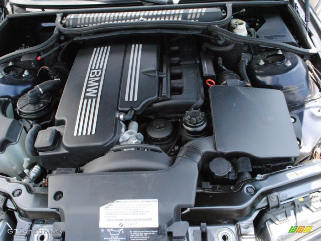 2001 Bmw 325i Engine Diagram