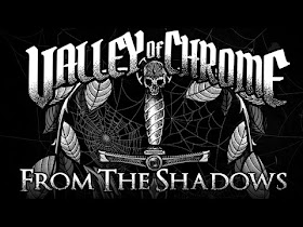 From The Shadows by Valley of Chrome [Official Lyric Video]