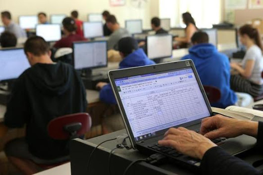 Paperless education - The Boston Globe