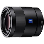 Sony SEL55F18Z Lens for Sony E-Mount - 55mm - F/1.8 - Black