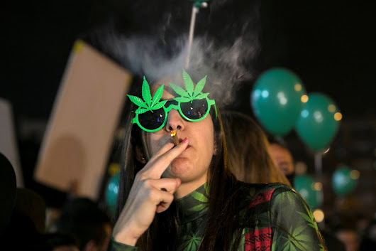 Recreational marijuana use has been given the green light in Israel