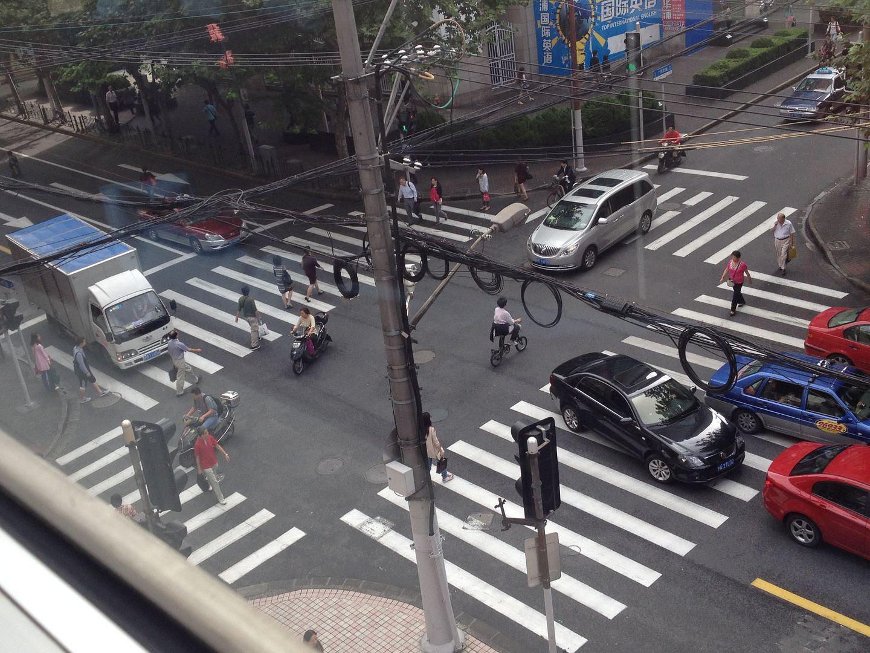 Traffic in Shanghai photo 2013-10-09085400_zps1f6d26b7.jpg
