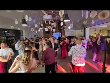 Saksofon na weselu! Występ z Jey Jeysax - W Sam Las (Barnówko)