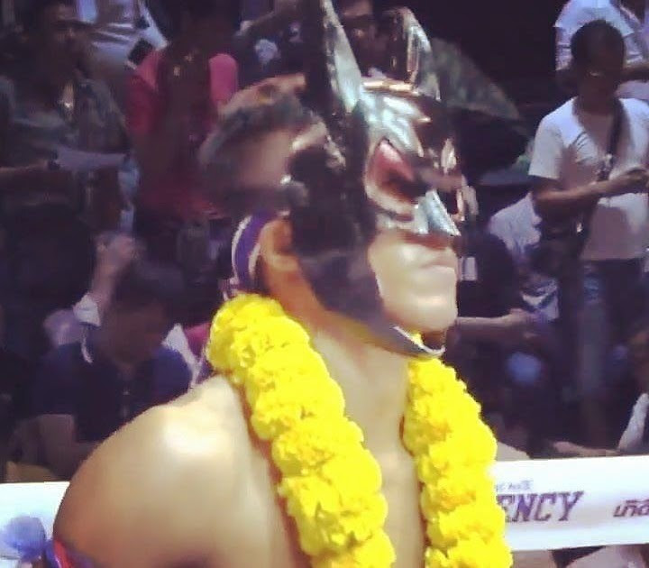 Batman Muaythai หน้ากากแบทแมน ศึกมวยไทย ททบ.5 ล่าสุด มวยมันมวยดังวันอาทิตย์ 26 มีนาคม 2560 https://youtu.be/p70-gfFqqkA #muaythai #boxing #มวยไทย https://goo.gl/hwvFZP