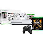 Microsoft Xbox One S NBA 2K19 Call of Duty Bonus Bundle: Call of Duty Black Ops 4, NBA 2K 19, Xbox One S 1TB Console and Extra Wireless Controller