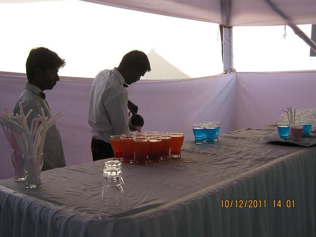 Mock tails at the food court of  Kolte-Patil Life Republic, Marunji - Hinjewadi, Pune 411 057