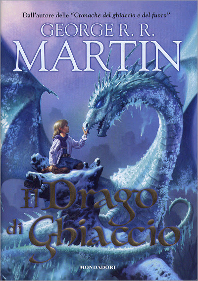 Image result for the ice dragon cover art