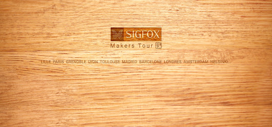 SIGFOX Makers Tour is coming to Portugal