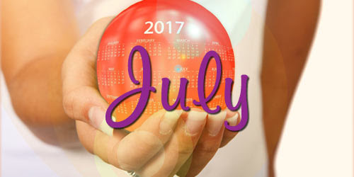 Monthly Marketing Holidays & Events for July 2017