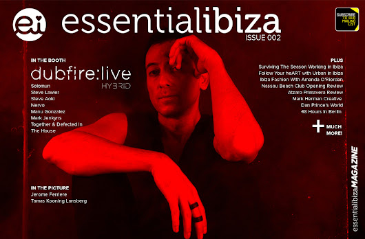 'Essential Ibiza Magazine Dubfire' by Essential Ibiza