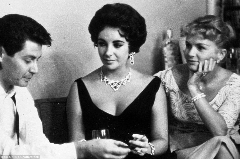 Fisher left Reynolds for Elizabeth Taylor, who was one of her closest friends, after the death of Mike Todd, Taylor's third husband and Fisher's best friend. Fisher, Taylor and Reynolds are seen above in 1958