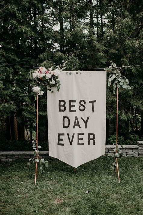 30   Unique Wedding Backdrop Ideas for 2018   Deer Pearl