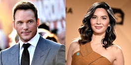 Chris Pratt and Olivia Munn Were Spotted on a Date - Chris Pratt and Olivia Munn Dating