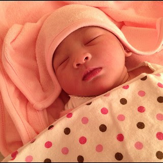 Introducing baby of Ayu. Welcome to the world
