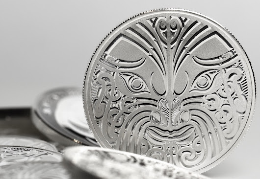 The Technically & Visually Stunning 'Silver Guardian' Coins