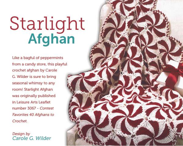 Starlight Afghan ePattern