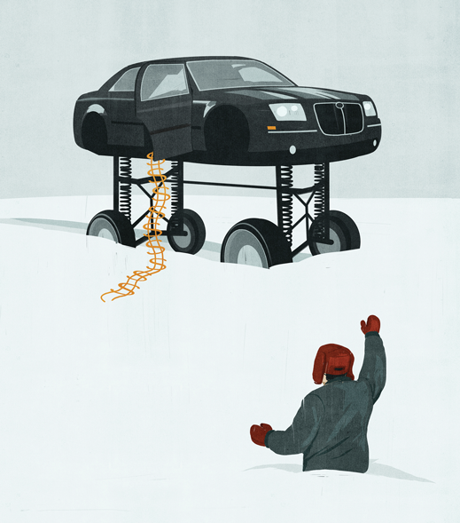 Uber's Most Important Innovation Isn't A Car Service: It's the Pricing Algorithm | MIT Technology Review