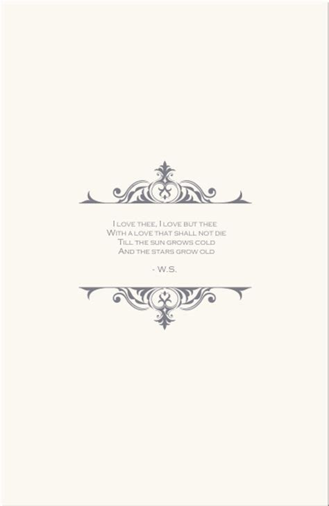 Vintage Monogram Wedding Programs Wedding Ceremony