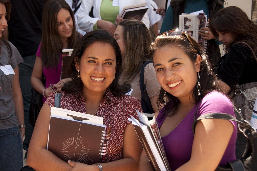 Encuentro Presencial 2011 de los estudiantes de Educación en Línea USFQ