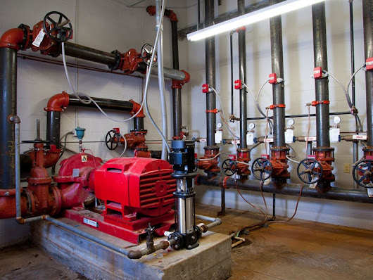 Types of Fire Sprinkler Systems | International Fire Protection