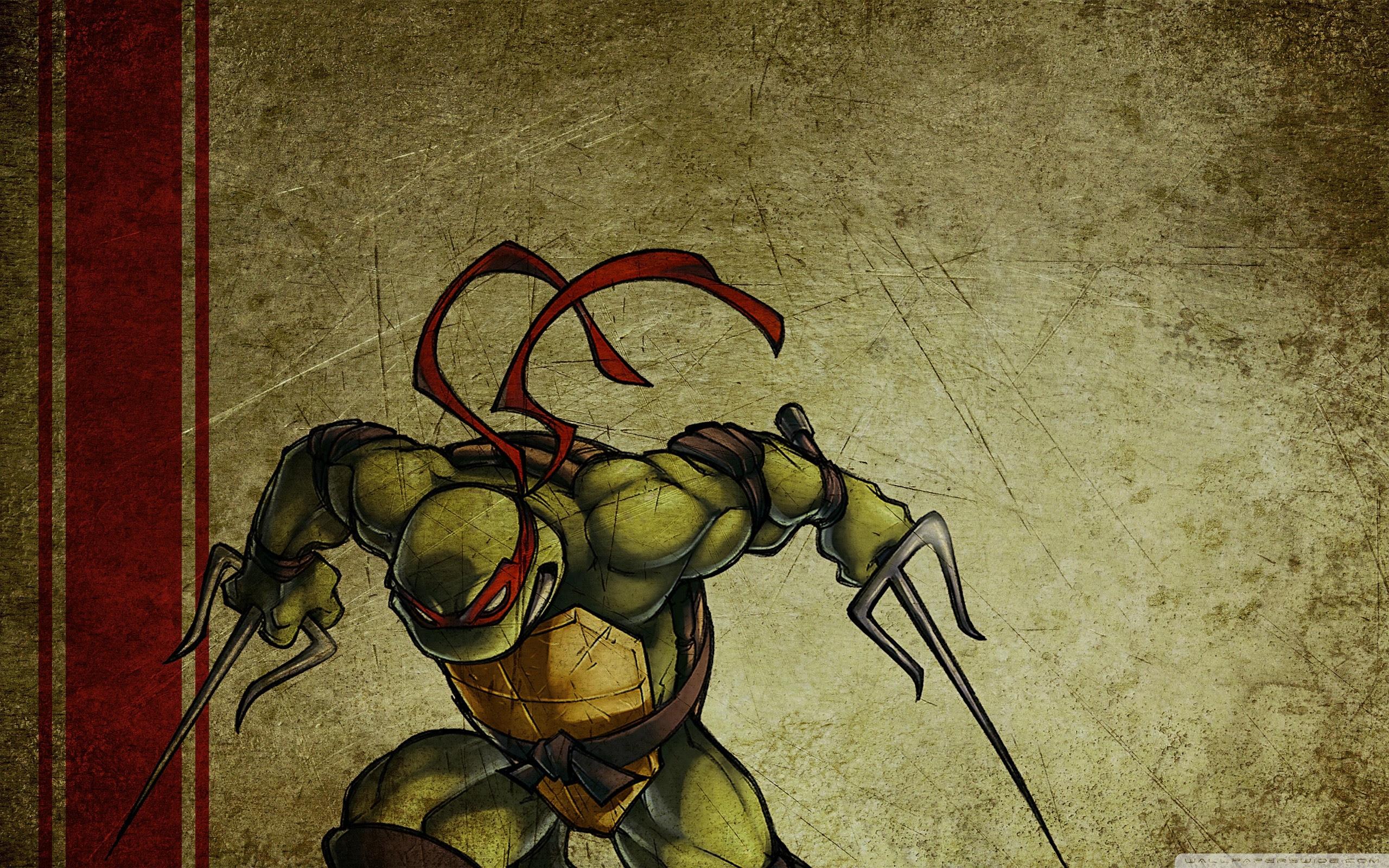 Teenage Mutant Ninja Turtles Wallpaper 2560x1600 76346