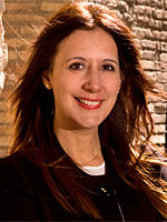 Retrato de Dolores Redondo