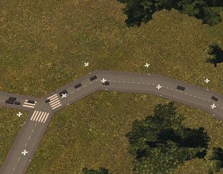 Roads in Cities XL