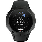 Suunto Spartan Trainer HR Multisport GPS Watch - Black