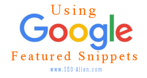 How to Optimize Your Webpage for Google's Featured Snippets | SEO-Alien