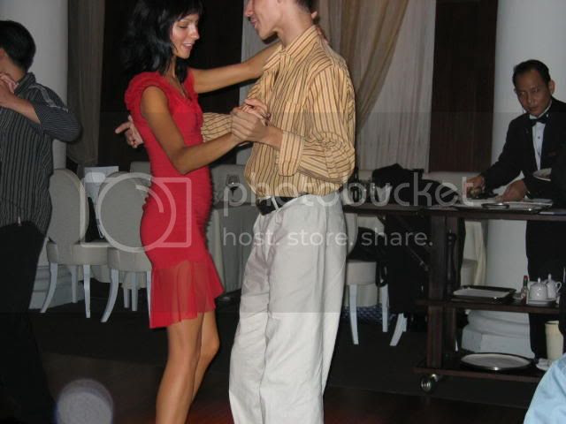 Show me your paso doble