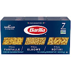 Barilla Pasta Variety Pack - 7 boxes, 16 oz each