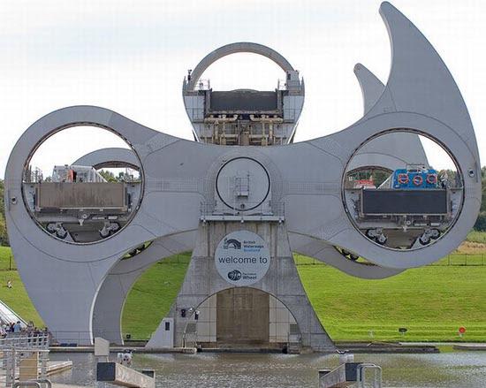 Falkirk Wheel (7)