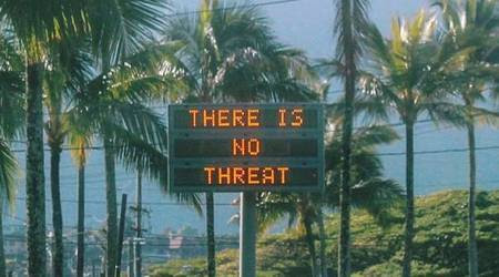 When a Hawaii-like 'missile mistake' may trigger a real war