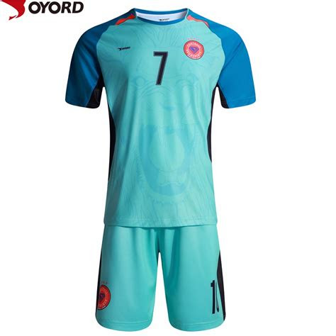 custom sublimation striped team soccer jersey mew