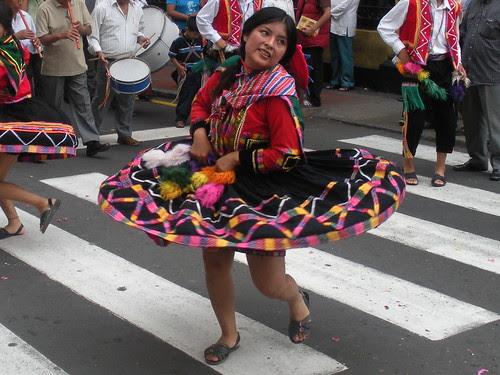 Just by chance - Lima Peru by litlesam