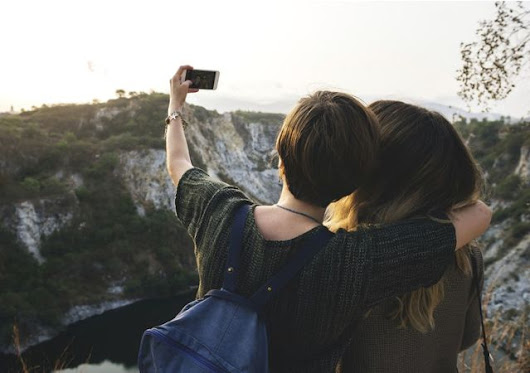 The Selfie Nation: What Word Is Associated With Your Image?