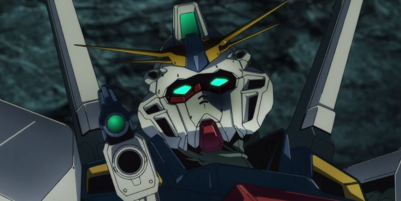 Catch the first episode of Gundam Twilight AXIS on GundamInfo screenshot