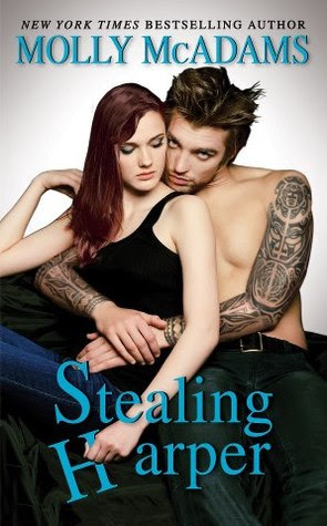 Stealing Harper (Taking Chances, #2)