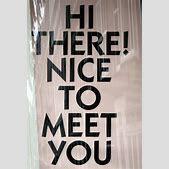 Nice To Meet You Ialoveniinfo