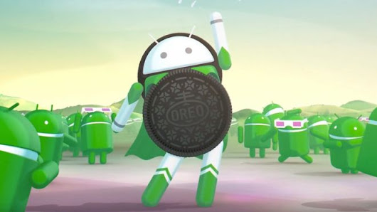 Android 8.0 Oreo Released By Google