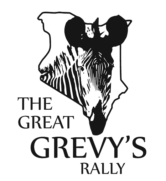THE GREAT GREVY'S RALLY